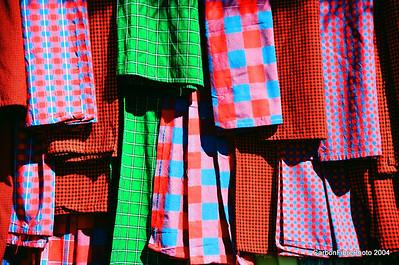 Masai colors