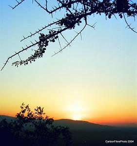 African Dawn, Lake Maynara, Tanzania