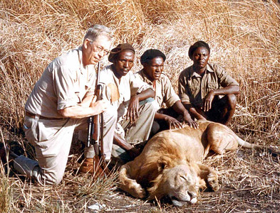 Africa hunting