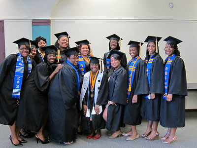 Africana Graduation-2010