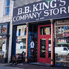 BB Kings store