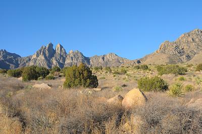 Aguirre Springs Recreation Area (BLM)