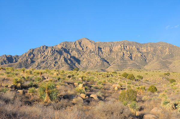 Aguirre Springs