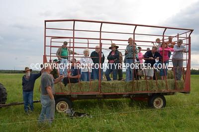 Ahlberg's Farm Tour