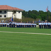 Completion of Officer Training.
