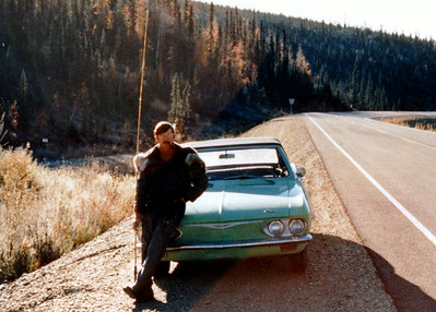 Dave Kyler, Chatanika, AK, sep 1972