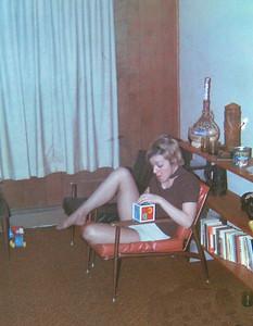 fran lottier, fall 1970