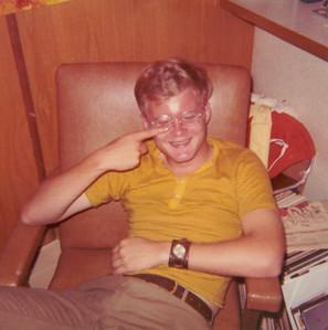 Dicky Morell, San Angelo, TX, june 1970