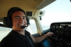 They actually let this guy fly planes, though to be fair, ultra wide angle lenses at close range do not flattering portraits make
