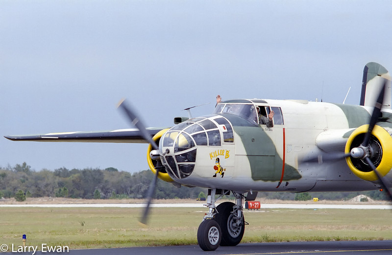B25 Mitchell 'Killer Bee'