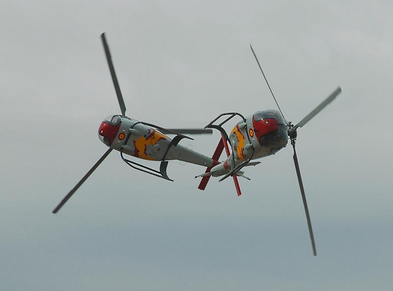 Eurocopter Colibri. Patrulla ASPA