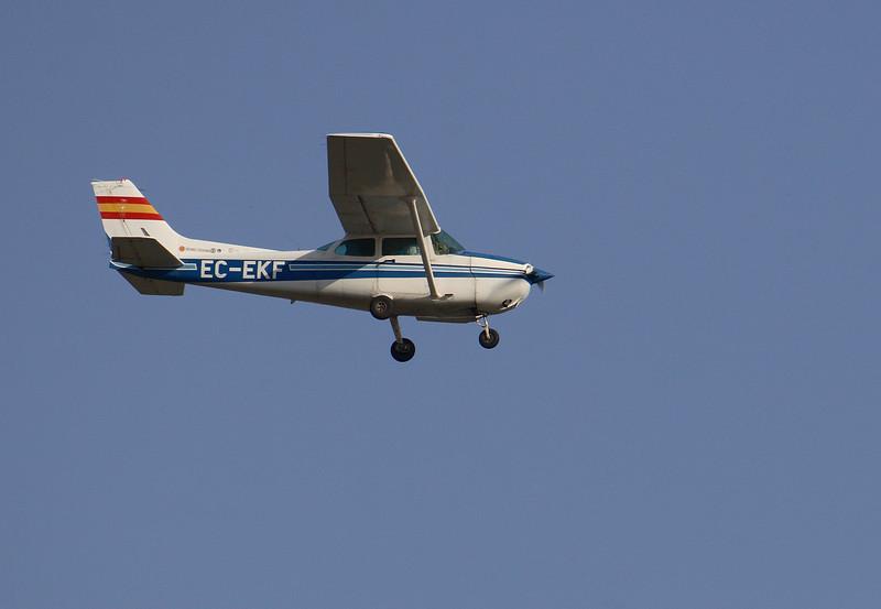 """C172 owned by """"Real Aeroclub de Jerez de la Frontera"""""""