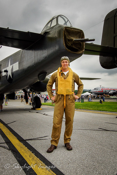 Reading PA. WWII Airshow 2016