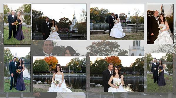 Wedding Album Page 20x21