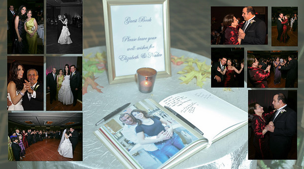 Wedding Album Page 22x23