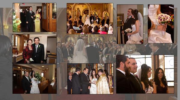 Wedding Album Page 12x13