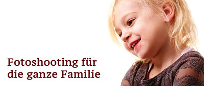 Banner Familienfotos
