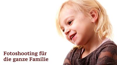 Banner Familienshootings