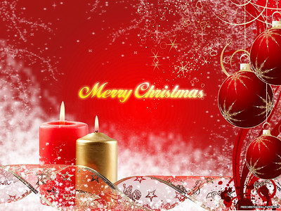 Merry-Christmas-Candles-218077