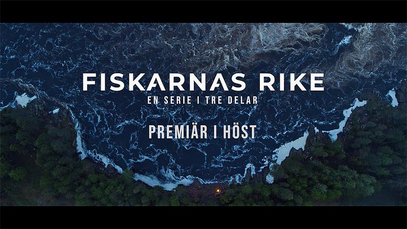 Fiskarnas rike - en serie i tre delar. Premiär i SVT i höst