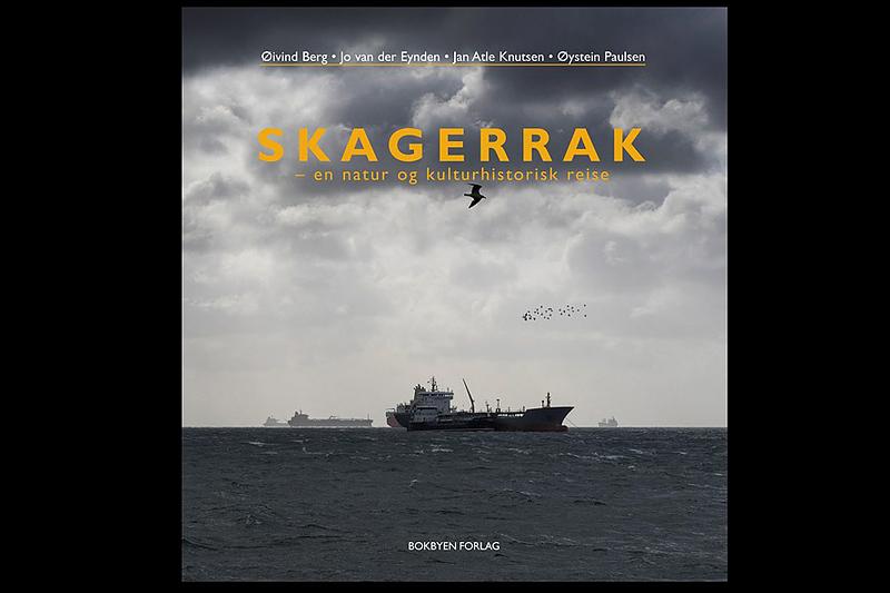 Tobias medverkar i bok - Skagerrak - en natur og kulturhistorisk reise