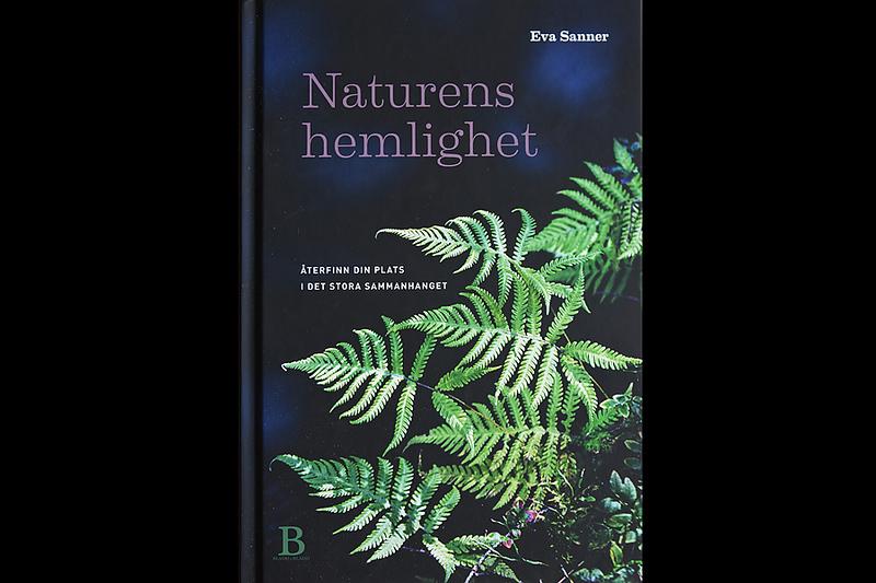 Tobias porträtterad i ny bok: Naturen hemlighet