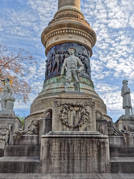 Alabama's Confederate Memorial Monument