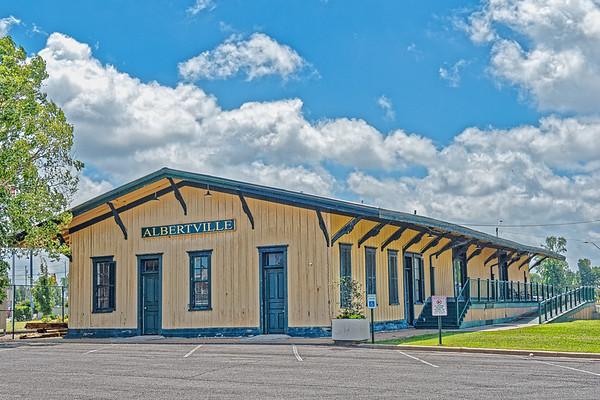 Albertville Depot