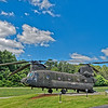 CH-47D Chinook Helicopter