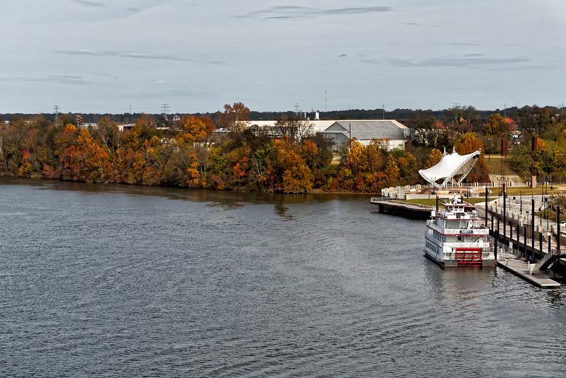 Harriott II Riverboat