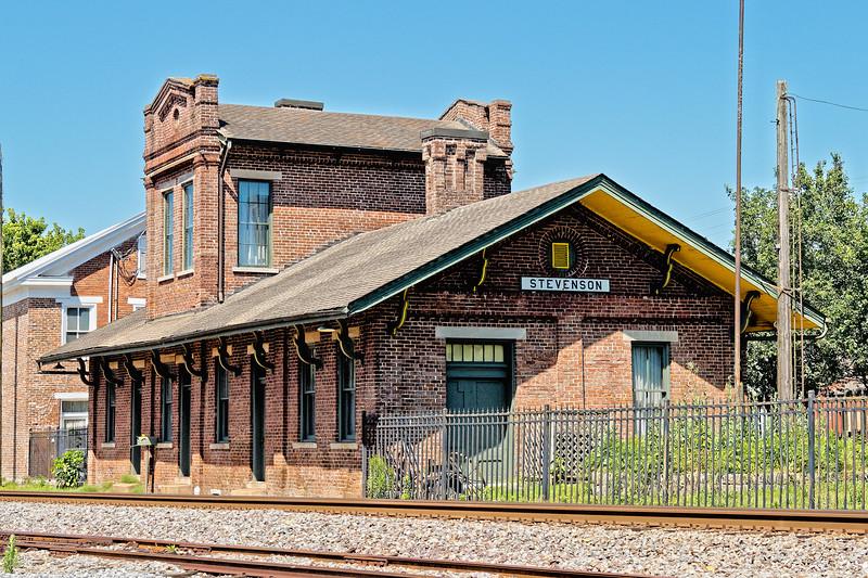 Stevenson Railroad Depot