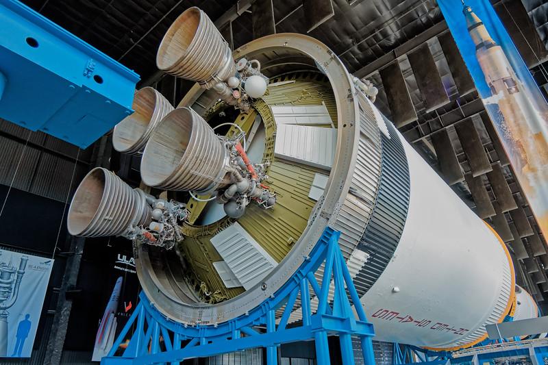 Saturn V Hall Exhibitions