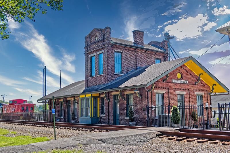 Stevenson Depot