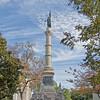 The Confederate Memorial Monument