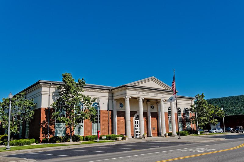 Scottsboro, Alabama City Hall