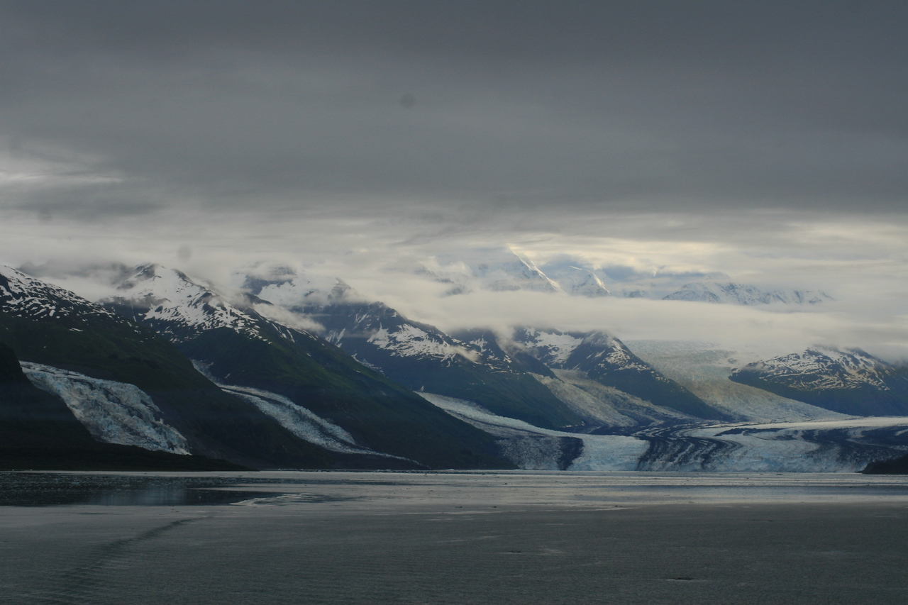 4 glaciers