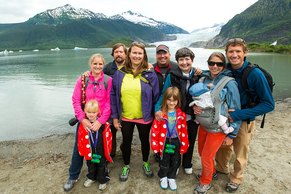 Alaska Group Shots
