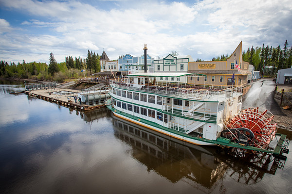 Riverboat Discovery, Fairbanks, Alaska