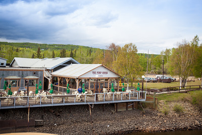 Riverboat Discovery Tour, Fairbanks, Alaska