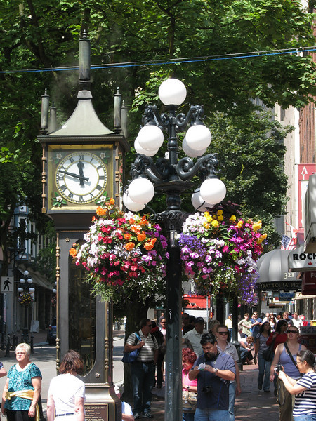 Vancouver Gaslight District