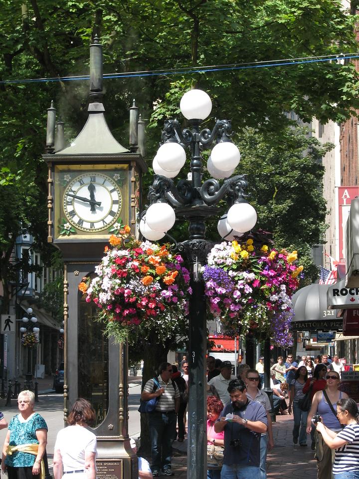 Vancouver Gaslight District