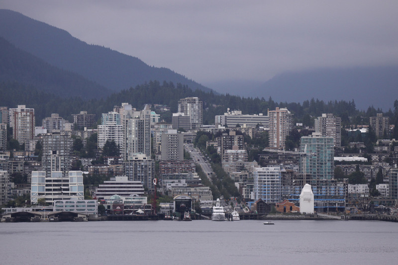 The other side of Vancouver
