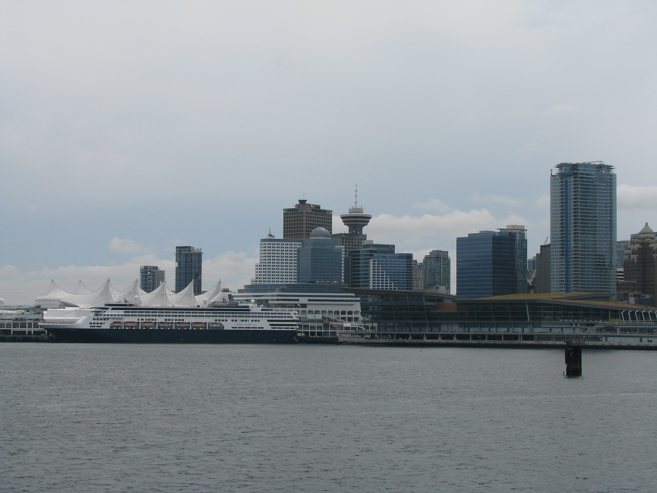 Vancouver and Cruise Terminal
