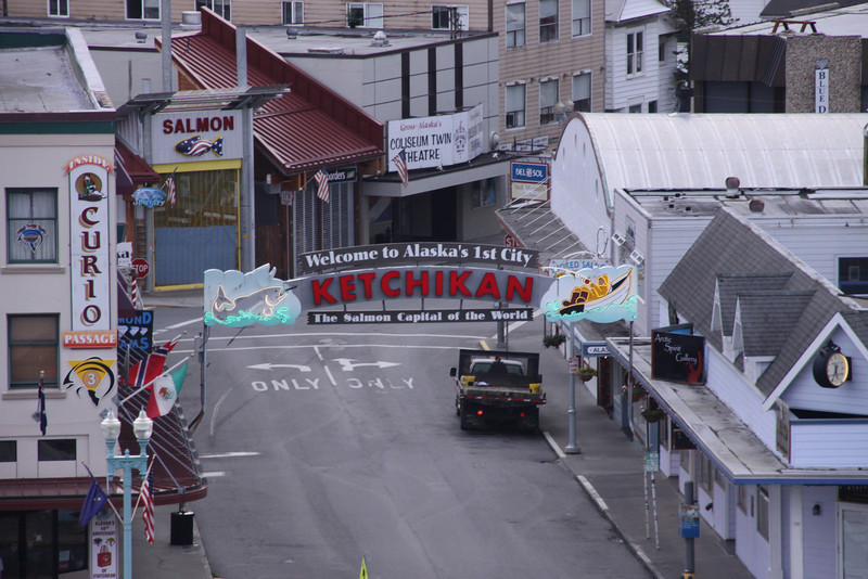 Self Explanatory.  Ketchikan