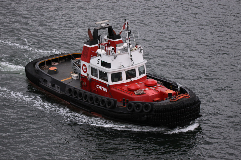 Vancouver Harbor Tug