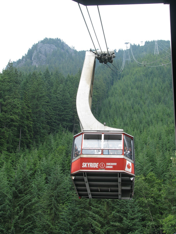 Grouse Mountain Tram