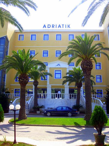 High end hotel in Durrres