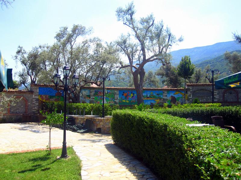 Palma resort in Rruga Elbasanit