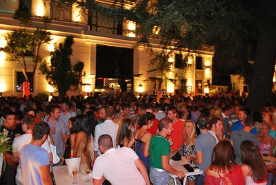 Nightlife in Tirana