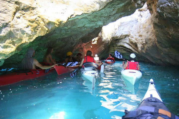 Osumi Canyons in Berat